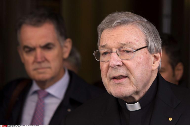 Australie : un ministre du Vatican visé par une enquête de pédophilie