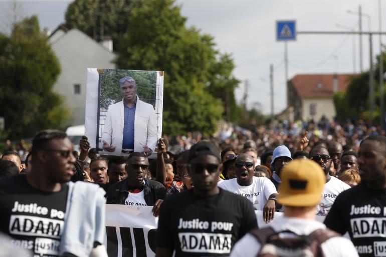 Une marche blanche en mémoire d'Adama Traoré, le 22 juillet à Beaumont-sur-Oise