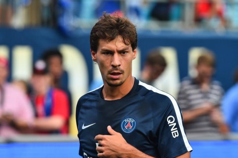 Benjamin Stambouli quitte le PSG seulement un an après son arrivée