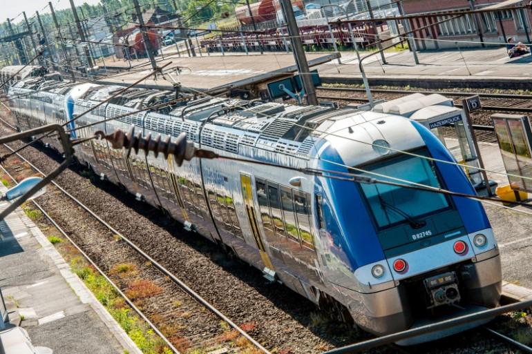 Un TER de la SNCF (illustration)