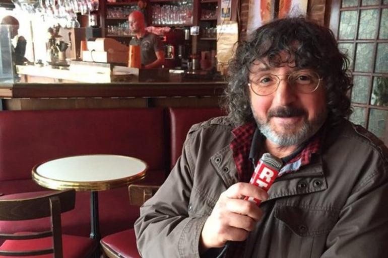 """Jean-Marie Gourio a également écrit """"Le grand café des brèves de comptoir"""""""