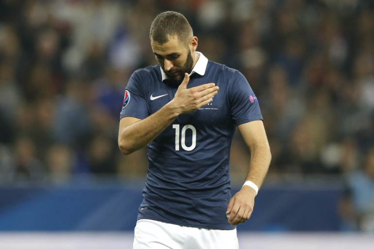Karim Benzema ne fait toujours pas partie du groupe de Didier Deschamps.