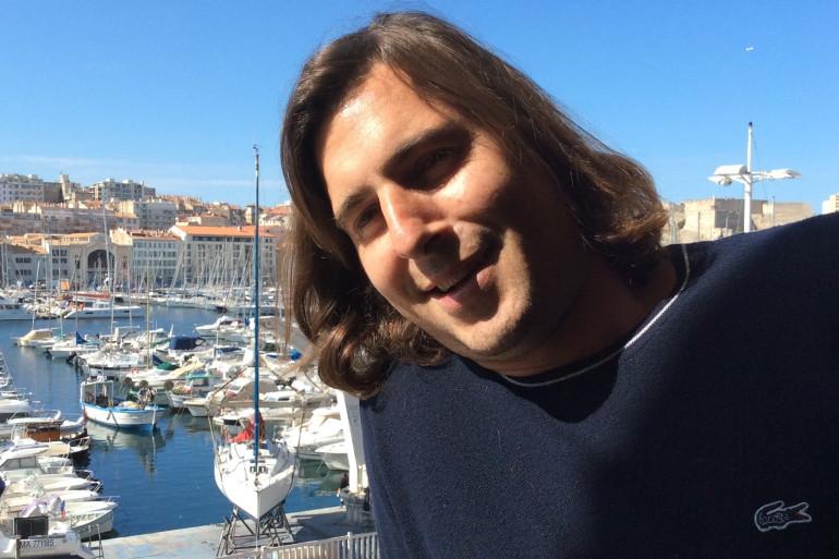 Martin Crespi, créateur de sorbets alcoolisés à Marseille