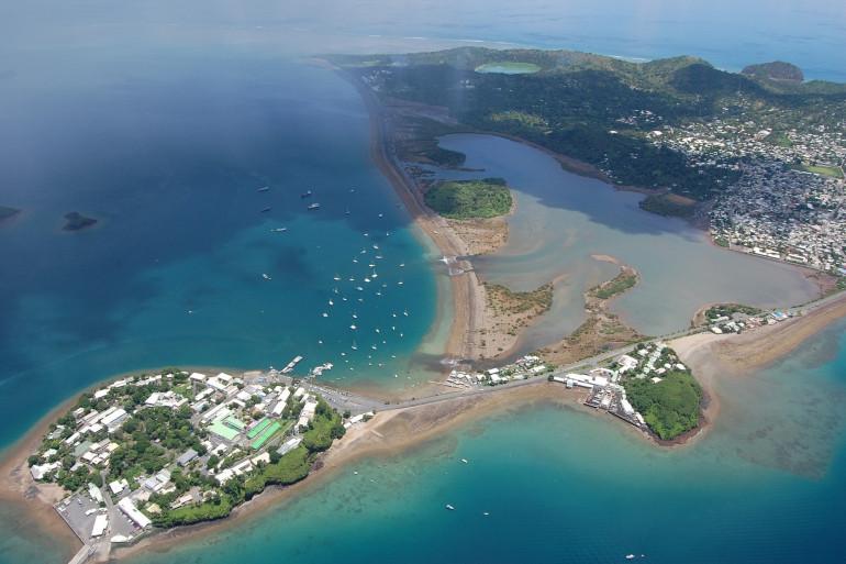En raison de l'épidémie de Covid-19, les vols vers et en provenance de Mayotte sont suspendus.