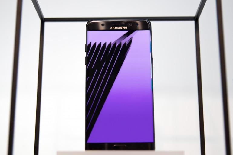 Le Samsung Galaxy Note 7