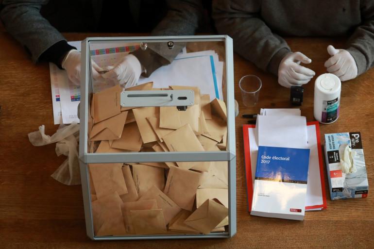 Le premier tour des élections régionales et départementales a donné lieu à une abstention record