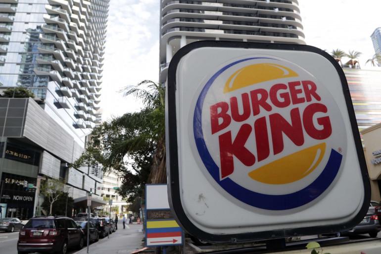 Le logo de Burger King