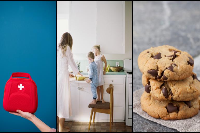 Cuisine : les cookies de Cyril Lignac à tester avec nos enfants !