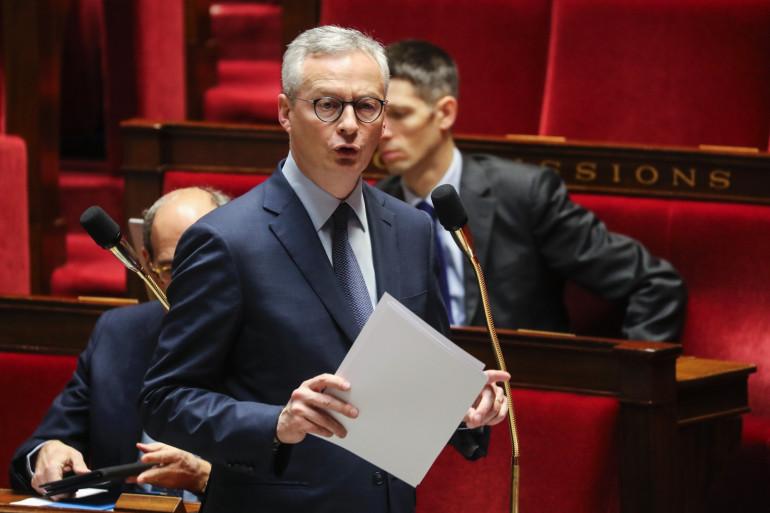 """""""Tous les pays européens doivent redémarrer à la même vitesse pour garantir la cohésion"""", a également estimé le ministre de l'Économie."""