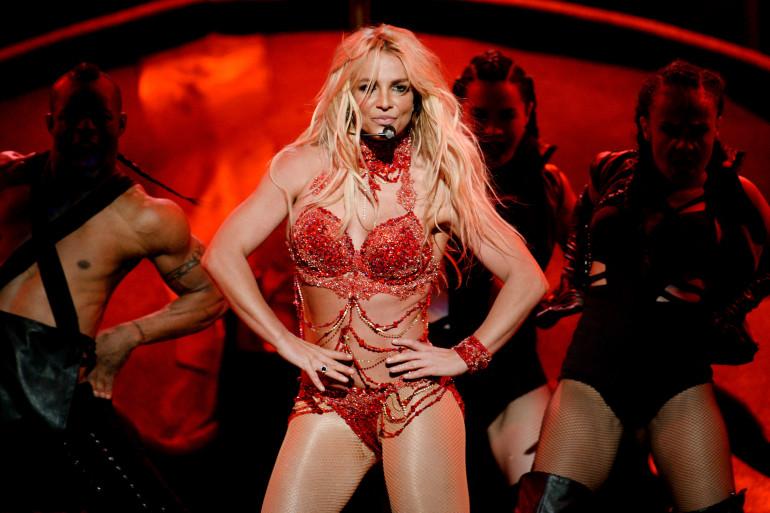 Britney Spears n'est pas montée sur la scène des VMA depuis 9 ans