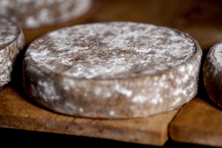 Un fromage à appellation d'origine protégée, en France