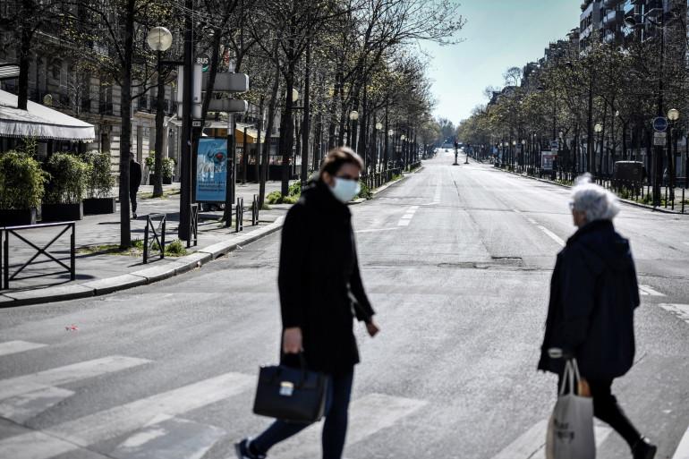 La ville de Paris a été désertée par ses habitants durant la période de confinement (image d'illustration)