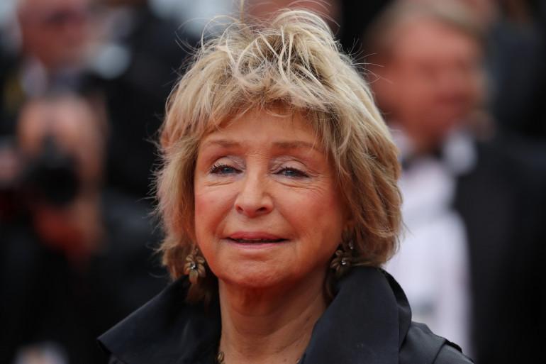 Danièle Thompson à Cannes le 14 mai 2019