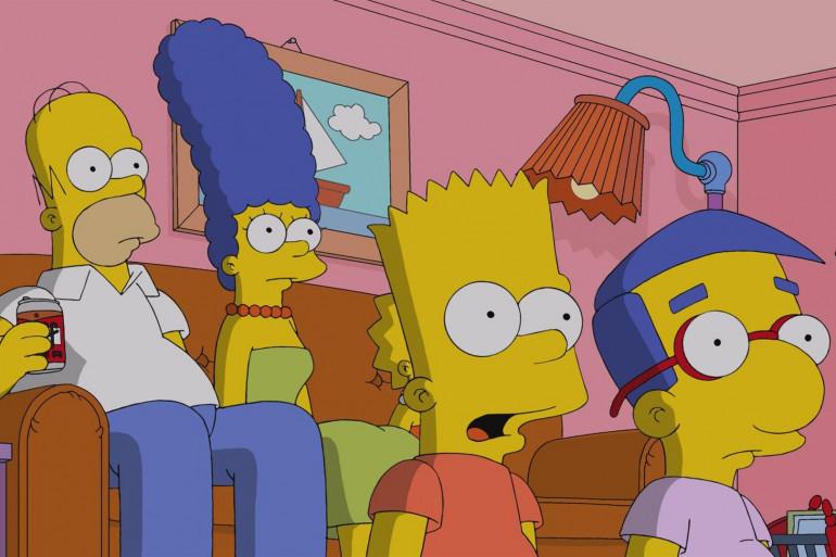 """""""Les Simpson"""", série culte depuis 30 ans"""