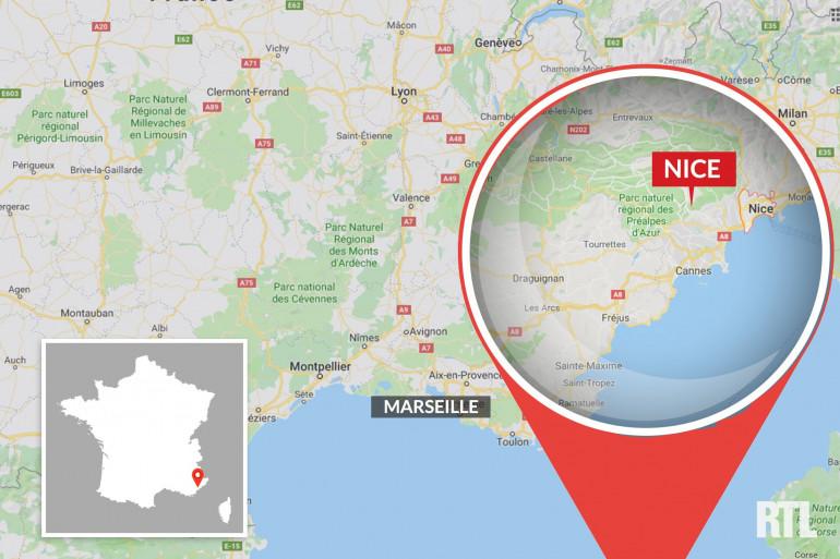 La mère de la fillette a été retrouvée à Villefranche-sur-mer.