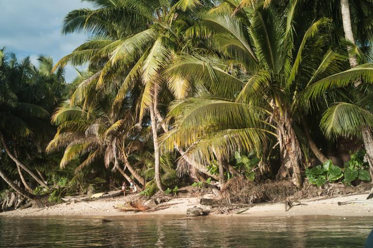 L'île de Sainte-Marie, à Madagascar (Illustration)