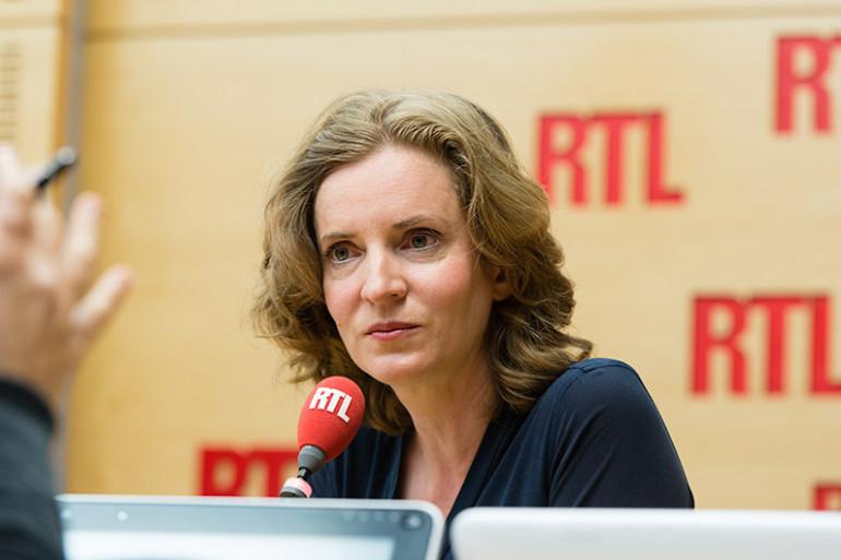 Nathalie Kosciusko-Morizet, invitée de RTL le 23 août 2016