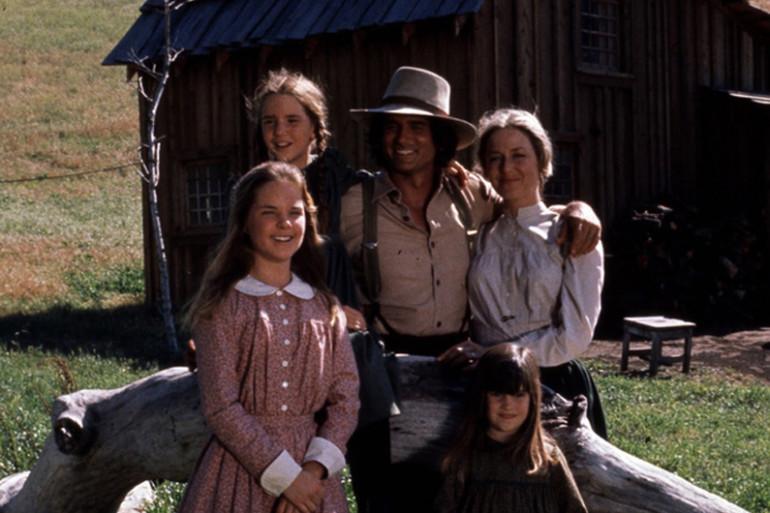 """""""La petite maison dans la prairie"""" raconte l'épopée de la famille Ingalls"""