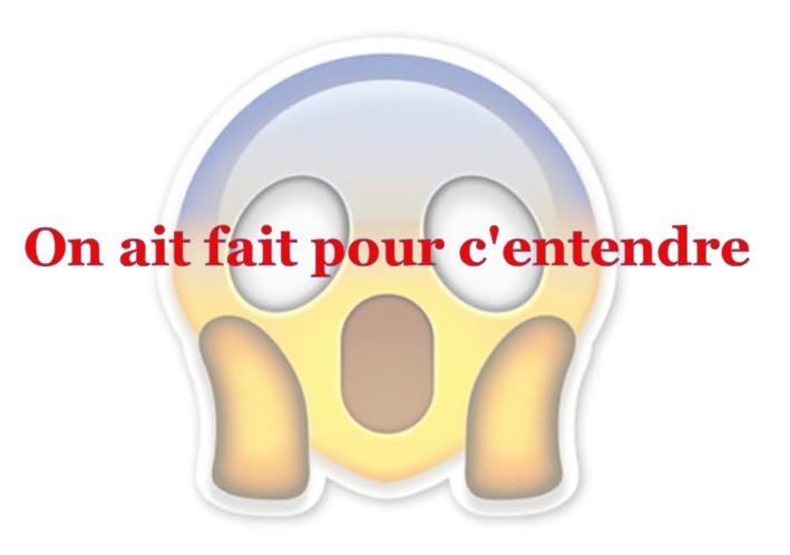 """""""J'ai mal à ma langue française..."""""""