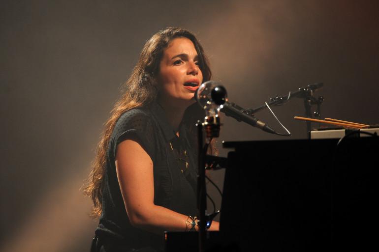 Yaël Naïm, le 13 juillet 2015