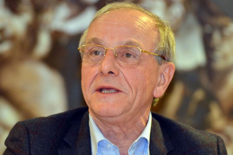 Axel Kahn, président de la Ligue contre le cancer