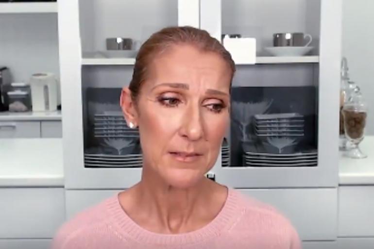 Céline Dion a tenu à rendre hommage au personnel soignant dans une vidéo.