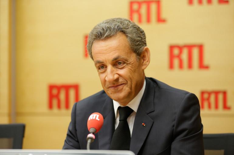 Nicolas Sarkozy le 29 août 2016