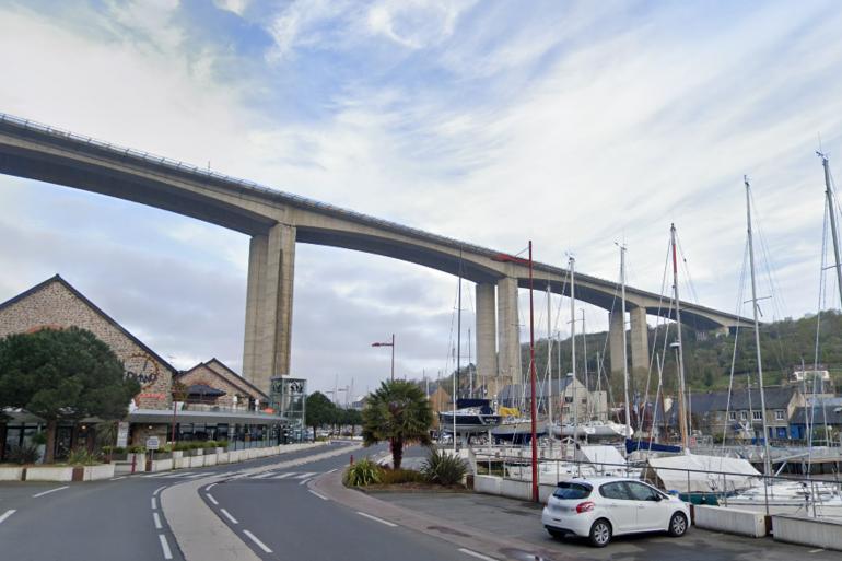 Le jeudi 6 février, un homme s'était suicidé en sautant du viaduc de Gouët.