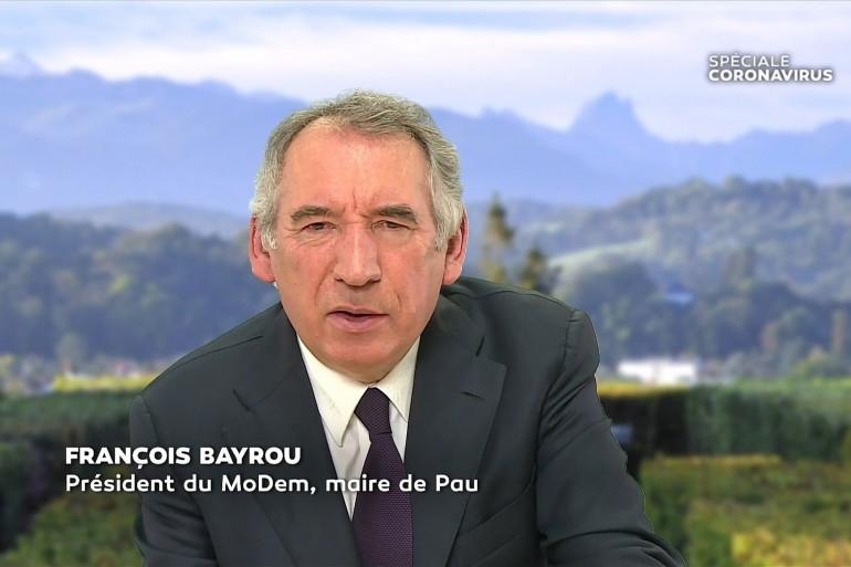 François Bayrou invité du Grand Jury le 19 avril 2020