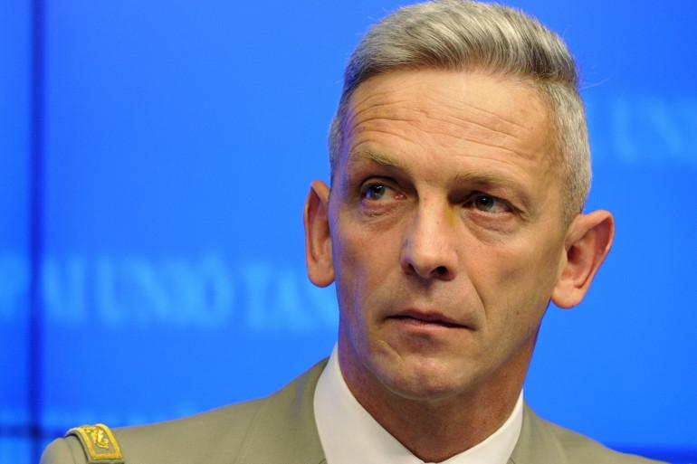François Lecointre, le chef d'état-major des armées