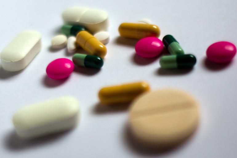 Des pilules de complément (illustration).