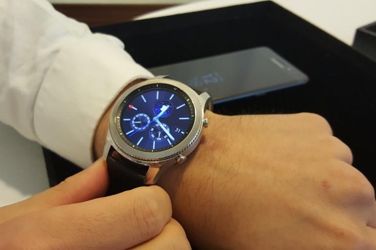 La Samsung Gear S3 Classic