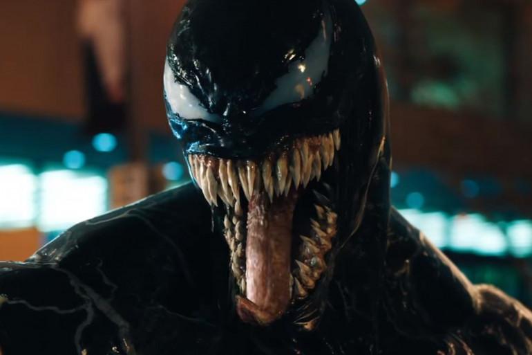 Venom n'a pas fini de tirer la langue au cinéma
