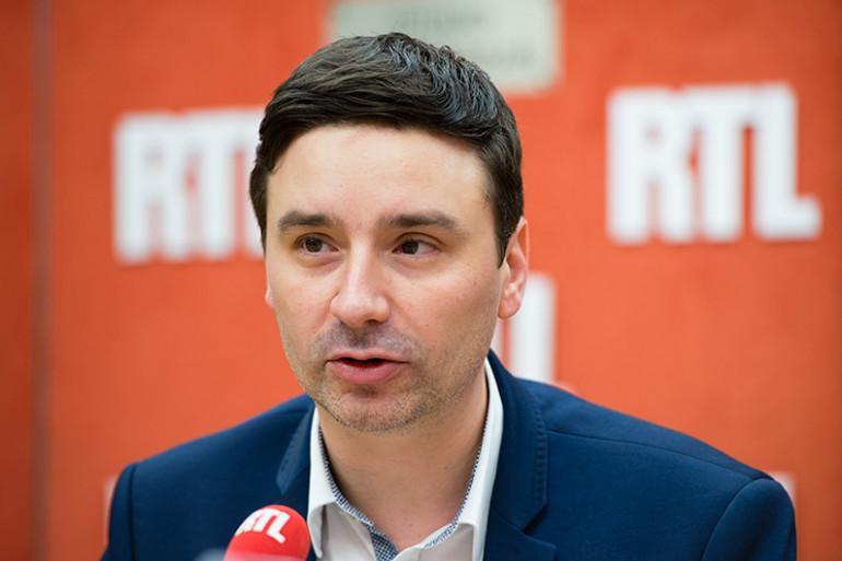 Laurent Grandguillaume était l'invité RTL d'Yves Calvi le 27 septembre 2016.