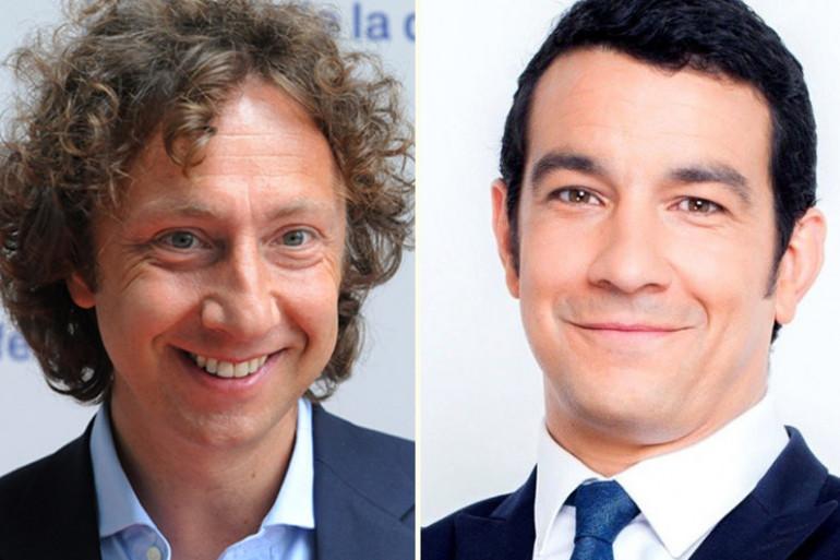 Thomas Thouroude et Stéphane Bern seront sur France 2