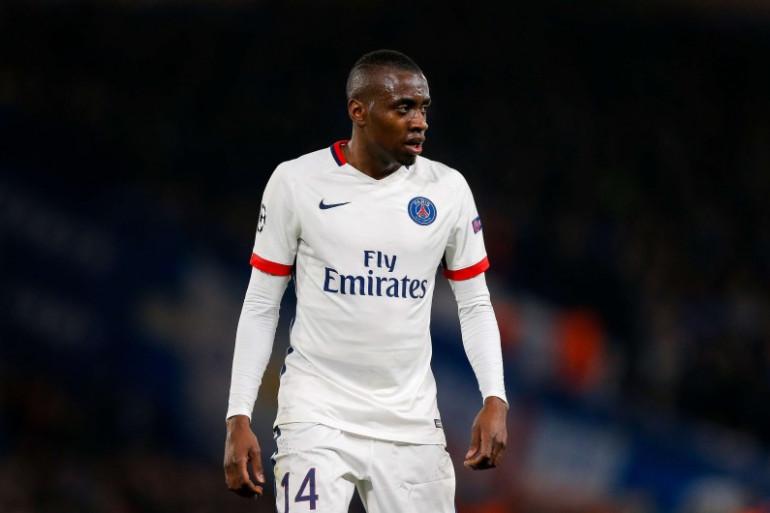 Blaise Matuidi est resté au PSG malgré ses envies de départ.