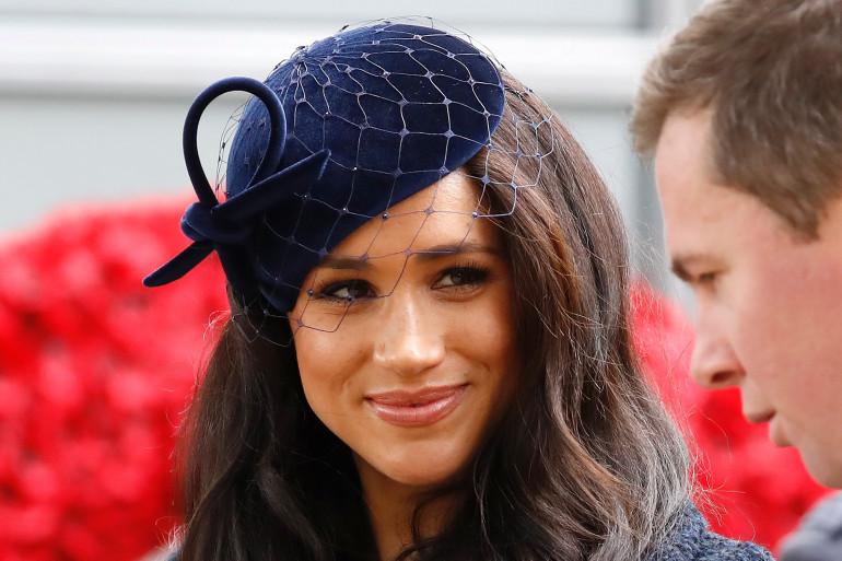 Meghan Markle, duchesse de Sussex, le 7 novembre 2019