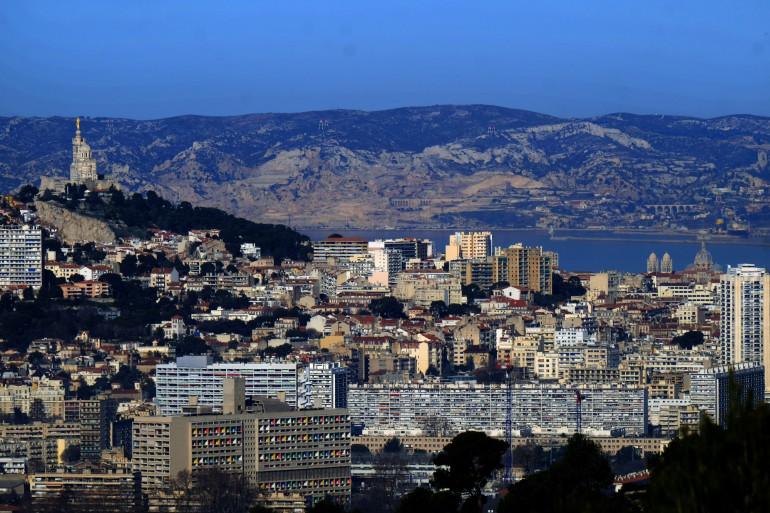 Marseille (illustration)