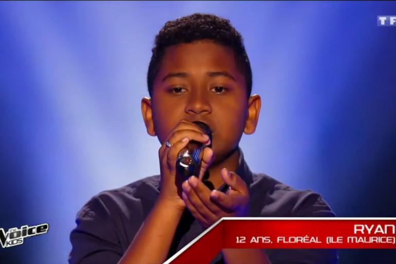 Ryan, éliminé de The Voice Kids