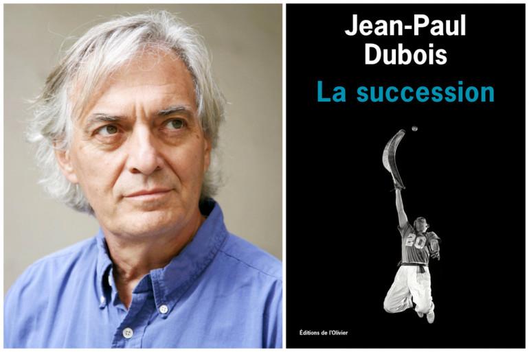 """Jean-Paul Dubois, auteur de """"La Succession"""""""