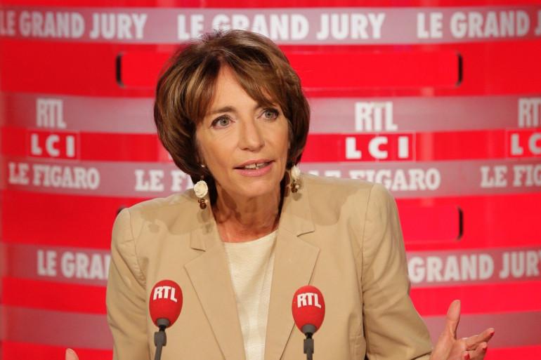 """Marisol Touraine sur le plateau du """"Grand Jury"""" dimanche 4 septembre"""