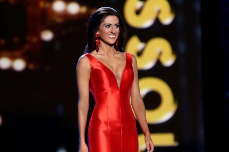 Erin O'Flaherty est la première candidate homosexuelle en lice pour Miss America