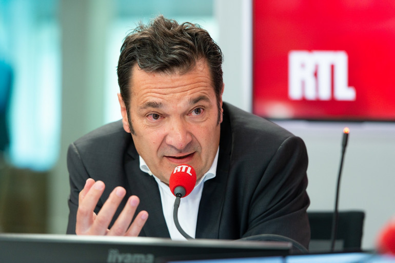 Didier Quillot invité de RTL le 19 juillet 2018