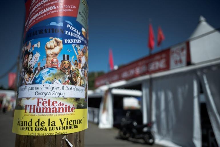 La Fête de l'Huma, un événement festif comme un autre pour trois-quarts des Français