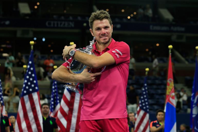 Stan Wawrinka remporte l'US Open le 11 septembre 2016
