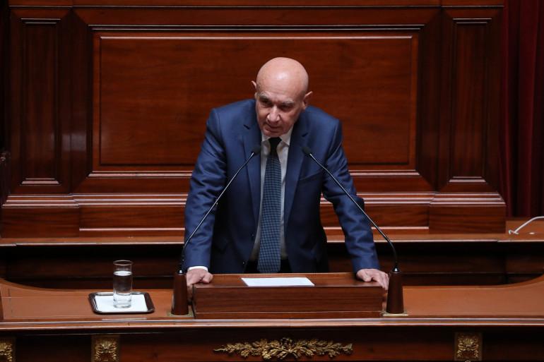 Le député Claude Malhuret en 2018