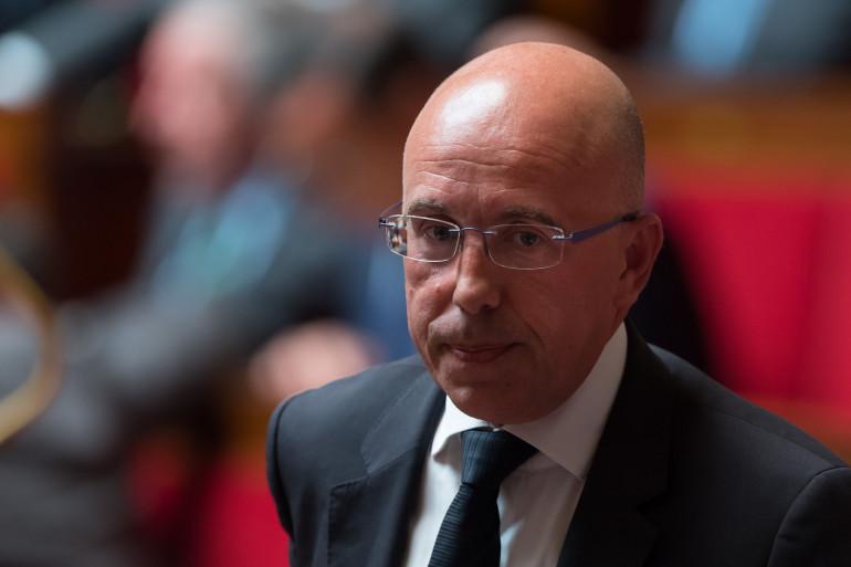 Le député Les Républicains Éric Ciotti
