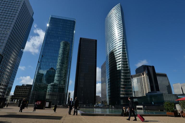 Le quartier d'affaires de La Défense (photo d'illustration)