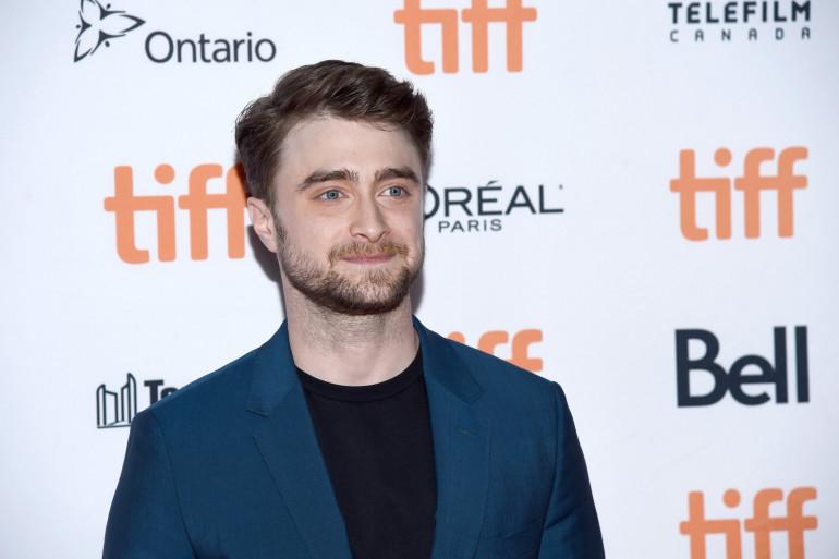 Daniel Radcliffe, le 9 février 2019, au festival international du film de Toronto.
