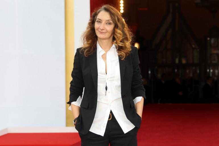 L'actrice Corinne Masiero à Marrakech en 2011